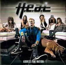 H.E.A.T. - Address the Nation [New CD]