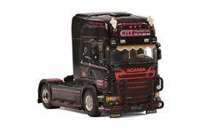 WSI COLLECTIBLES SCANIA R(6) TOPLINE 4X2 CAB UNIT EMT TRANSPORT 01-2093