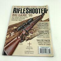Rifle Shooter    September / October 2020 Big Game