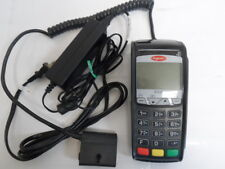 Ingenico Ict220 Credit Card Terminal with Chip Reader *As Is (8771-1 D)