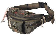 MFH PURE TRASH Bauchtasche Oliv Gürteltasche Hüfttasche Tasche Nylon 31x13x20cm