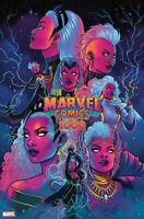 Marvel Comics #1000 1:50 Jen Bartel Variant