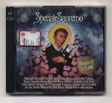2 Cd SPECIALE SANREMO 99 – NUOVO 1999 Supersanremo Festival