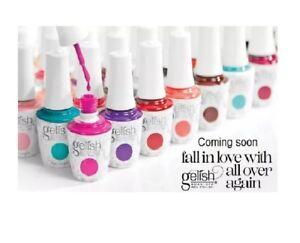 (Choose Your Color)GELISH Harmony Soak Off UV LED Gel Nail Polish 15 mL