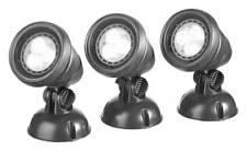 Oase LunAqua Classic LED Set 3 Teichbeleuchtung Gartenstrahler Gartenspot Wasser