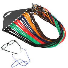 Glasses Strap Neck Cord Adjustable Sunglasses Eyeglasses String Lanyard Holder