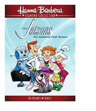 The Jetsons - Complete 1st First Season 1 One ~ BRAND NEW 3-DISC DVD SET