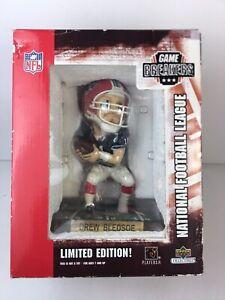 "New in Box - DREW BLEDSOE : UPPER DECK Game Breakers Ltd. Ed. NFL Figurine 8"""