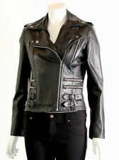 Leather Petite Coats & Jackets for Women