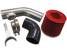 """2.75"""" Intake Pipe Kit + Filter For 2010+ GM Chevy Cruze 1.4T Turbo-BLACK"""