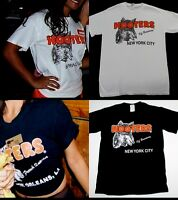 Hooters Uniform T Shirt EUC Pick Rare City Size Black or White S M L XL 2XL 3XL