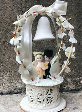 Vintage Kewpie Dolls or Rose O'Neil Wedding Cake Topper Antique