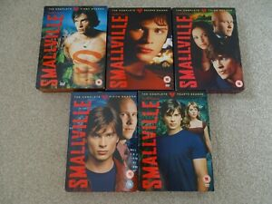 Smallville: TV Series Complete Seasons 1-5 DVD Collection