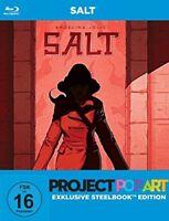 ^SALT^ Steelbook  mit Extrem Geheimen Blu Ray EXCLUSIV MATERIAL
