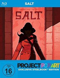 °SALT° Deluxe Extended Edition exklusives FIlmmaterial in 3 Versionen des FIlms!