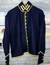CIVIL WAR REENACTOR UNION CAVALRY SHELL JACKET WITH BOLSTERS 52
