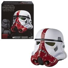 Star Wars The Black Series Incinerator Stormtrooper Helmet -Dec 2019 Shipping