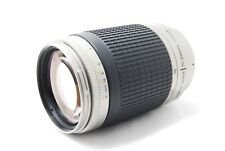 Exc++ Nikon AF NIKKOR 70-300mm F4-5.6G Lens Silver  from JAPAN