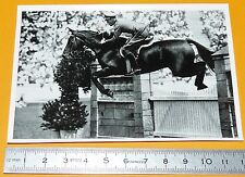 BERLIN 1936 JEUX OLYMPIQUES EQUITATION STUBBENDORFF DEUTSCHLAND OLYMPIC GAMES