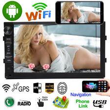 7 inch HD Android 8.1 Car Stereo GPS Navigation WiFi USB Radio FM Receiver 16GB