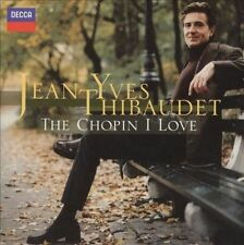 Chopin I Love by Thibaudet, Jean-Yves