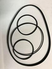 *NEW 4 Replacement Belt Set* for TEAC TASCAM Portastudio 144 4 Track Recorder