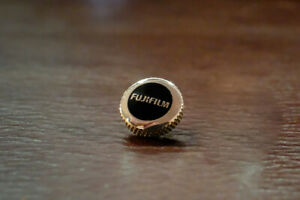 MUFLON /  Sterling Silver FUJIFILM   Soft Release Button
