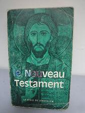 Livre - Le Nouveau Testament - 1967