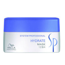 (9,25€/100ml) Wella SP Hydrate Mask (200 ml) für trockenes Haar