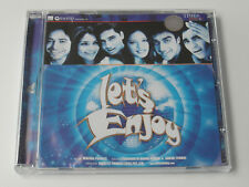 Let's Enjoy - Bollywood Interest - Times Music (CD Album) Used Very good