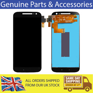 For Motorola Moto G4 Plus LCD Display Touch Screen without Frame Black/White