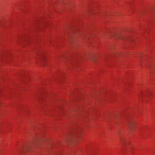 Moda GRUNGE HITS THE SPOT Red Quilt Backing Fabric 11131 22 By The Yard