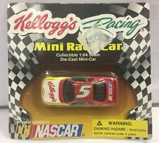 Kellogg's Racing NASCAR Die Cast Mini Race Car # 5 Terry Labonte. New.