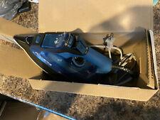 Rowenta DW7180 Everlast Anticalc 1750W Steam Iron - Blue (Great for Hard Water)