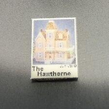 """Dollhouse Miniature 1:12 Scale Dollhouse Box """"The Hawthorne"""""""