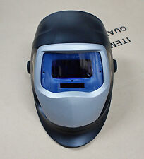 NEWEST 3M Speedglas™ 9100V Black Welding Helmet with Auto Darkening Shades 8-13