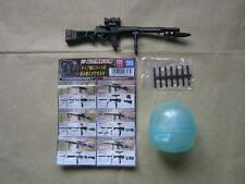 TAKARA TOMY ARTS 1/3rd Scale VALMET SNIPER RIFLE Gashapon Vending Machine Toy