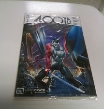 LOOTCRATE VALIANT 4001 AD #1 Comic Book Variant Loot Crate Exclusive July 2016