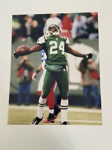 Darrell Revis New York Jets Licensed Unsigned Photo