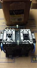 GENERAL ELECTRIC CR71VAL3AZA MAGNETIC CONTACTOR REVERSER   B79