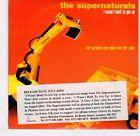 (EL364) The Supernaturals, I Wasn't Built To Get Up - 1998 DJ CD