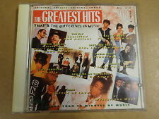 CD / THE GREATEST HITS '92 VOL 1