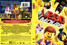The LEGO Movie (Theatrical Release, 2014) Brand New Sealed Fast Free Shipping