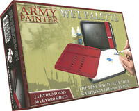 TAPTL5051 Wet Palette - The Army Painter - Keep Your Paints Fresh & Ready