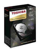 "Disque dur interne 3 5"" Toshiba 4 to - Hdwq140ezsta"