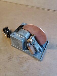 Vintage Marco Aquarium Air Pump B2 J.B. Maris Co. Antique Electric Disc Motor.