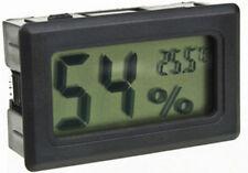 THERMOMETRE HYGROMETRE DIGITAL - Humidité LCD Cave à cigare Maison Cave à vin