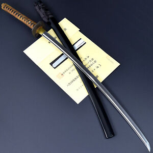 Authentic NIHONTO JAPANESE LONG SWORD KATANA SENJUIN 千手院 w/NBTHK HOZON PAPER
