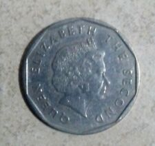 Old East Carribean States one dollar  2002 Queen Elizabeth portraut