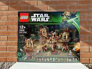LEGO 10236 - EWOK VILLAGE - STAR WARS UCS - MISB - NEW - NUOVO - NEU - PERFECT!